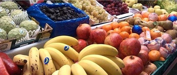 Comprar fruta: 6 consejos para una elección perfecta. 1 – El aspecto.