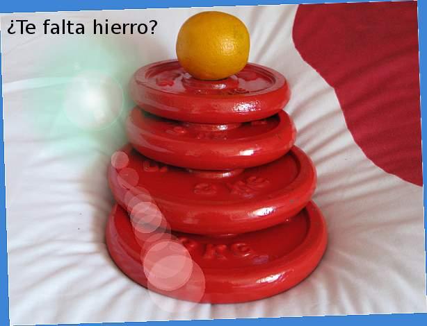 Frutas para la anemia que te ayudarán a conseguir fuerza.