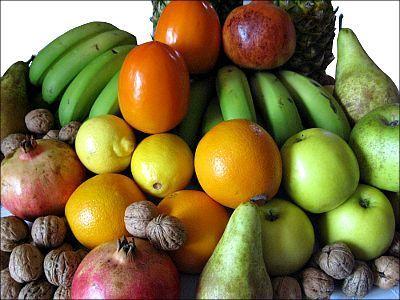 frutas-para-subir-de-peso