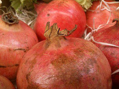Calendario de frutas y verduras de temporada en España.