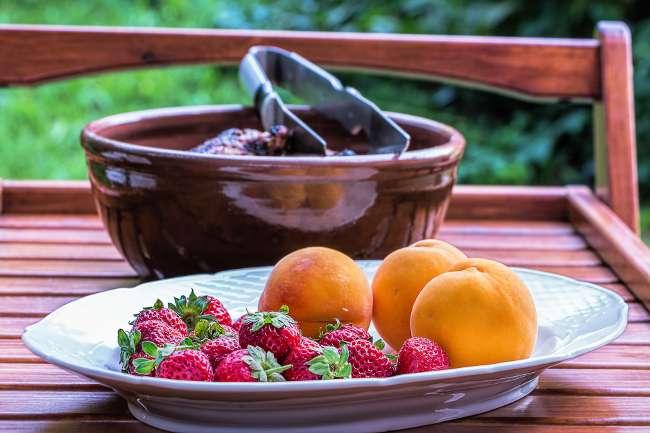 Frutas para bajar de peso con poco esfuerzo.