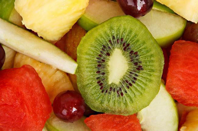 frutas para el estreñimiento
