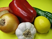 Los 6 alimentos imprescindibles en la cocina.