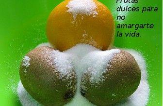 Frutas dulces para no amargarte la vida. Mi preferida, la breva.