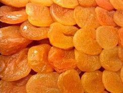 Las frutas secas y sus propiedades.