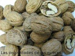 Las propiedades de las nueces para un corazón sano.